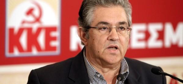 Δ. Κουτσούμπας στην Καρδίτσα: «Ο ΣΥΡΙΖΑ είναι η άλλη όψη του ίδιου  νομίσματος»!