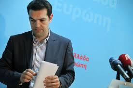 Ο ΣΥΡΙΖΑ δεν μπορεί να αναπνεύσει με ενδιάμεσες λύσεις , ρήξη ή υποταγή  είναι οι επιλογές της ηγεσίας του
