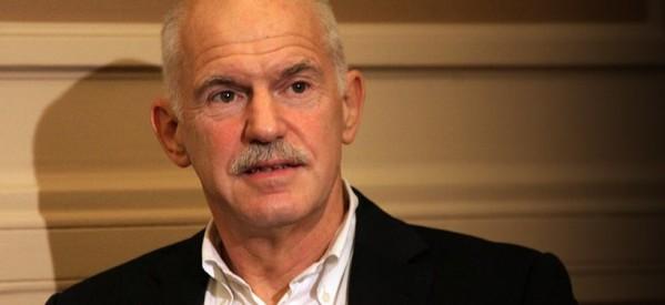 Παπανδρέου: Αν δεν βγει Πρόεδρος, κάνω κόμμα