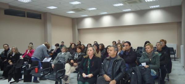 Μικρή η συμμετοχή των καθηγητών στη συνέλευση της ΕΛΜΕ Τρικάλων
