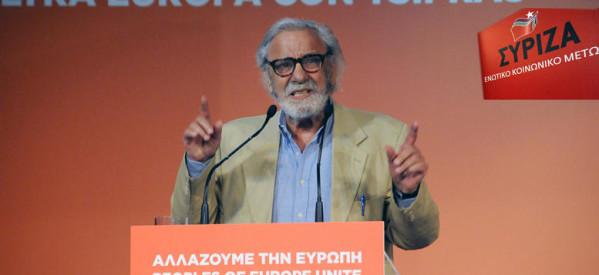 Ο Κ. Τσουκαλάς επικεφαλής στο Επικρατείας του ΣΥΡΙΖΑ