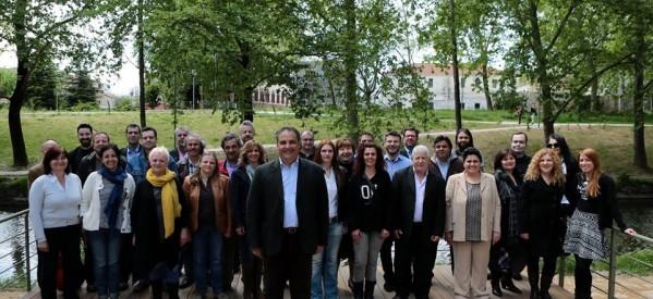 ΦΥΣΑΕΙ ΚΟΝΤΡΑ : Ο ΣΥΡΙΖΑ Τρικάλων βρήκε επιτέλους το Δήμαρχο της καρδιάς του