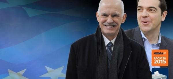 «Κλειδί» για την αυτοδυναμία του ΣΥΡΙΖΑ το κόμμα Παπανδρέου