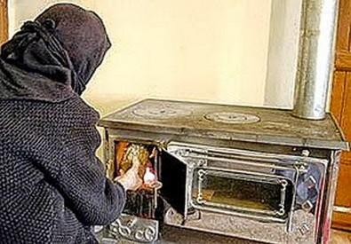 Γιαγιά στη Φαρκαδόνα άναψε φωτιά με τα ευρώ