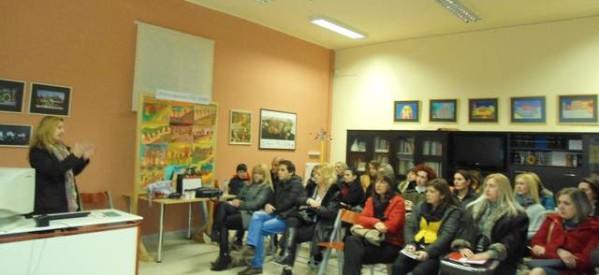 Υλοποίηση Επιμορφωτικής  Εκδήλωσης  για την Ευρωπαϊκή δράση eTwinning