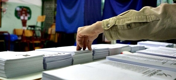 Στα Τρίκαλα η απλή αναλογική δίνει: Ν.Δ. 2 έδρες , Σύριζα 1 , ΚΚΕ 1