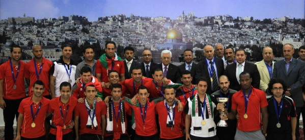 Play Football, Not War: Η Εθνική Παλαιστίνης, πρώτη φορά σε ηπειρωτική διοργάνωση