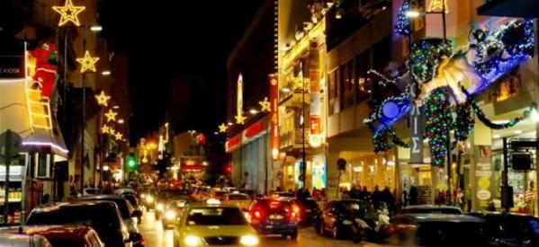ΕΣΕΕ: Έξι στις δέκα επιχειρήσεις είδαν μειωμένο τζίρο τα Χριστούγεννα