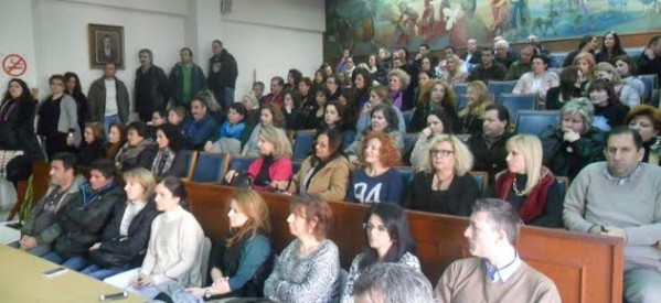 Απεργούν την Τετάρτη οι δημοτικοί υπάλληλοι των Τρικάλων