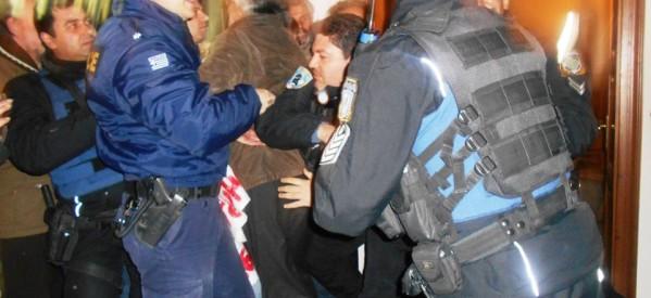ΤΙ λέει η ΝΕ Τρικάλων του ΣΥΡΙΖΑ για την αστυνομική επίθεση;
