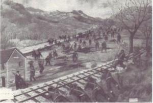 Πρωτοβουλία για την αναγνώριση της Μάχης της Μερίτσας ως μάχης Εθνικής Αντίστασης και  ιστορικός εκθεσιακός χώρος στον τόπο που έλαβε χώρα