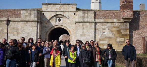 Ένα τριήμερο στη Σερβία και στο Βελιγράδι πέρασαν τα μέλη του ΣΠΟΡΤ