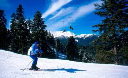 Ανοιχτό για χιονοδρομίες το Χιονοδρομικό Κέντρο Πηλίου