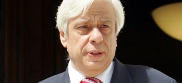 Πρόεδρος της Δημοκρατίας ο Προκόπης Παυλόπουλος