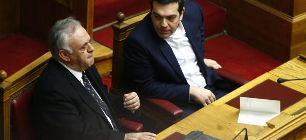 Το 72% των Ελλήνων επικροτεί την αντιπαράθεση της κυβέρνησης με την τρόικα!