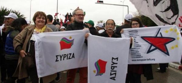 Συμμετοχή Γ. Χονδρού στο Παγκόσμιο Κοινωνικό Φόρουμ στην Τυνησία