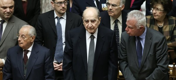 Δεν παραδίδει το γραφείο του στη Βουλή ο Κωνσταντίνος Μητσοτάκης