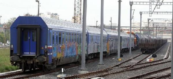 Εκτροχιασμός Τρένου στην Λάρισα