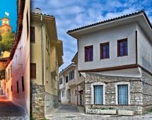 Τρίκαλα, μια πόλη που έχει μια σπανιότητα στην Ελλάδα, έχει παλιά πόλη! Αυτό είναι μνημείο από μόνο του