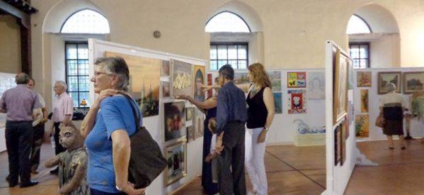 Η ετήσια εικαστική έκθεση του Συλλόγου Τρικαλινών Ζωγράφων