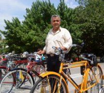 Ο Τρικαλινός πρώην καταδρομέας και φημισμένος αντικέρ ποδηλάτων