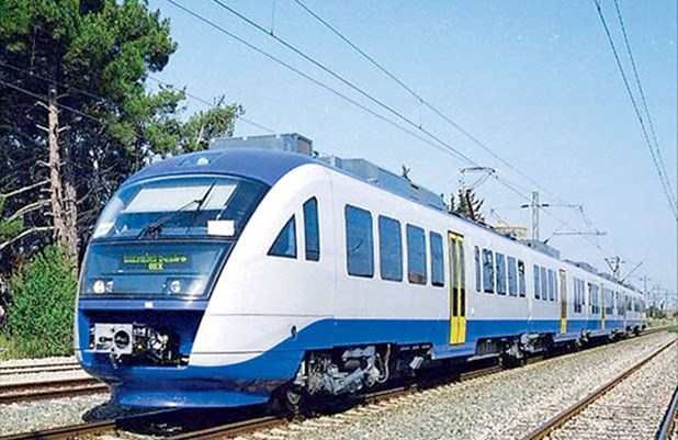 treno hlektrokinisi