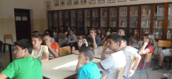 Ενημέρωση για τη διατροφή στις εξετάσεις, στο 1ο Γυμνάσιο Τρικάλων
