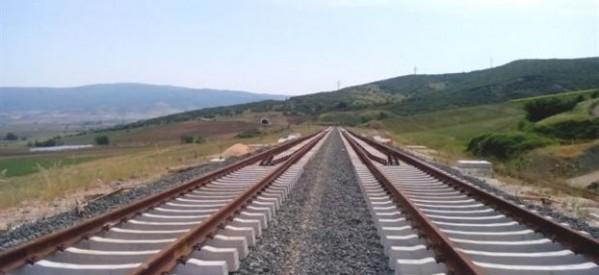 « Εγκλωβισμένο » τρένο στον Δομοκό με 200 επιβάτες από κομμένα καλώδια