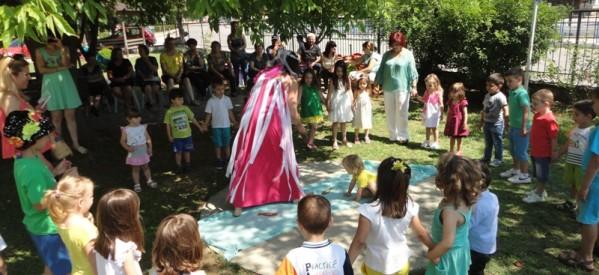 Καλοκαιρινή Εκδήλωση των Παιδικών Σταθμών «Αερόστατο» και «Ουράνιο Τόξο»