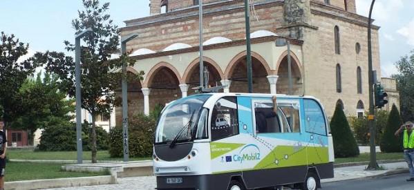 Τα λεωφορεία χωρίς οδηγό επιστρέφουν στα Τρίκαλα