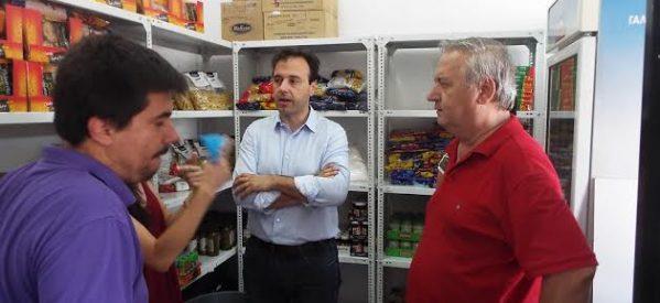 Aιτήσεις για ένταξη στο κοινωνικό παντοπωλείο του Δήμου Τρικκαίων