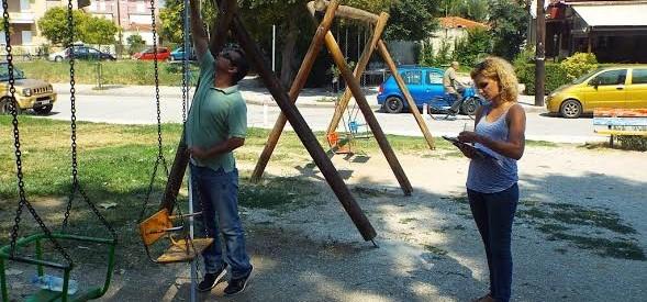 Τρίκαλα – Εγκρίθηκε η μελέτη για τις 35 παιδικές χαρές