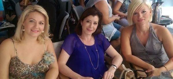 Στα Τρίκαλα σήμερα η Άννα Μισέλ Ασημακοπούλου