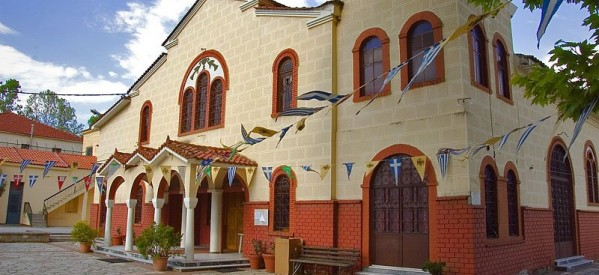 Πανηγυρίζει ο Ιερός Ναός Αγίου Κωνσταντίνου