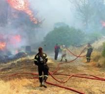 Περιφέρεια Θεσσαλίας: «Απαγορευτικό» σε αγρότες για χρήση πυρός – Πολύ υψηλός κίνδυνος πυρκαγιάς και την Τετάρτη