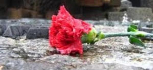 Θρήνος για το χαμό του 44χρονου Βασίλη Κολώνα
