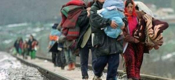 Η αντιπροσφυγική πολιτική εντείνεται – Λέσχη Εργασίας, Αλληλεγγύης & Πολιτισμού