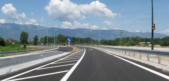 Εντάσσεται στο ΕΣΠΑ η κατασκευή του οδικού τμήματος απο παράκαμψη Πύλης έως Παλαιομονάστηρο» προϋπολογισμού 18 εκατ. ευρώ.
