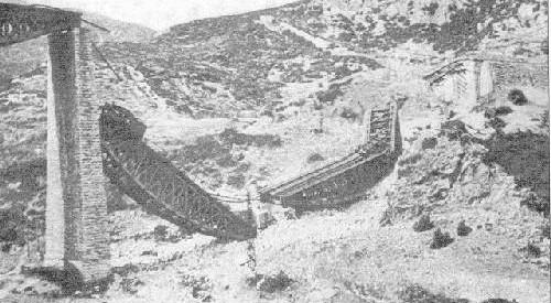 1942: Η ανατίναξη της γέφυρας του Γοργοπόταμου
