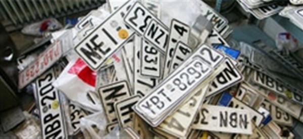 Επιστροφή πινακίδων, αδειών οδήγησης και κυκλοφορίας λόγω εκλογών