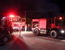 Τραγωδία στην Κατερίνη- Τρεις νεκροί από φωτιά σε πολυκατοικία
