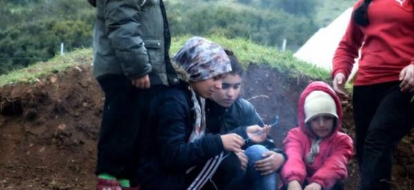 Λάρισα – «Χώρεσαν» 13 μετανάστες σε ένα Ι.Χ.!