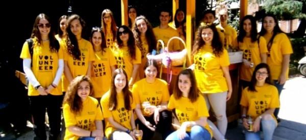 Τρίκαλα: Ελπιδοφόρα δράση και… σκέψη για τον συνάνθρωπο από μαθητές του 8ου Λυκείου