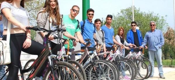 Διαδικτυακό ερωτηματολόγιο για τα ποδήλατα από το Δήμο Τρικκαίων