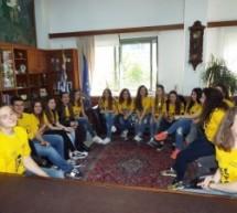 Ημέρες αγάπης από την Ομάδα Εθελοντών του 8ου Λυκείου Τρικάλων