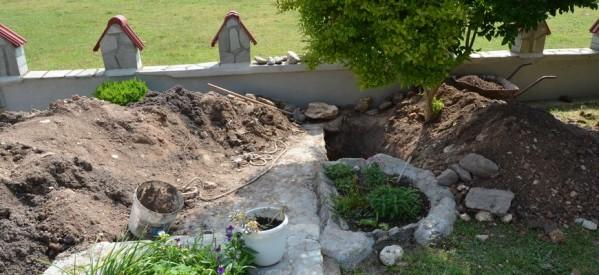 Δύο συλλήψεις για λαθρανασκαφή στον Άγιο Δημήτριο Οιχαλίας