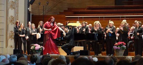Με Νίνα Κουφοχρήστου το εορταστικό γκαλά της Κρατικής Ορχήστρας Αθηνών