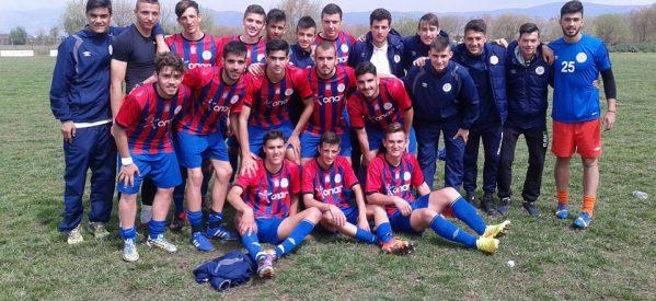 Συγχαρητήριο μήνυμα του Αντιπεριφερειάρχη Τρικάλων κ. Χρήστου Μιχαλάκη για την επιτυχία της ομάδας Κ19 του Α.Ο Τρίκαλα
