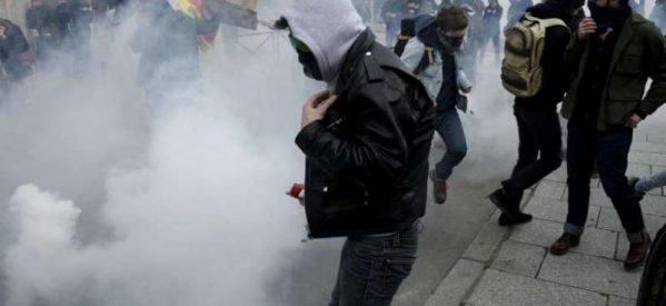 Πεδίο μάχης και πάλι οι πόλεις της Γαλλίας για την εργασιακή «μεταρρύθμιση»