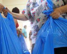 Τρόφιμα στους δικαιούχους του ΚΕΑ από τον Δήμο Φαρκαδόνας